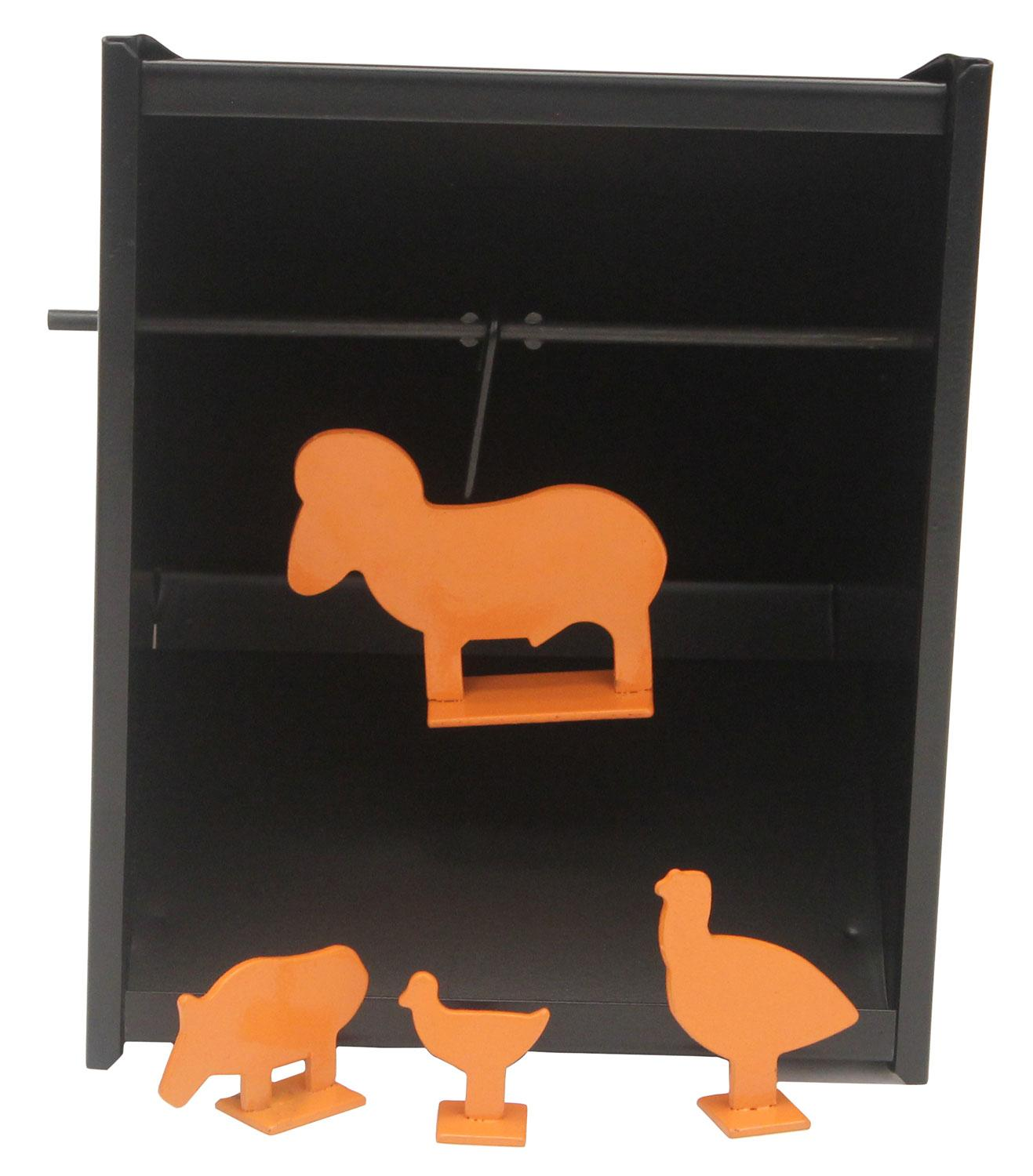 Beeman 2085 Pellet Trap W/Targets And Silhouetts 1