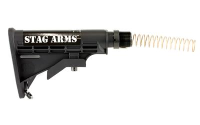 STAG TACTICAL STOCK KIT BLK