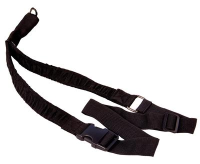Caldwell 156215 Single Point Tactical Sling Heavy Duty Nylon Adjustable Black