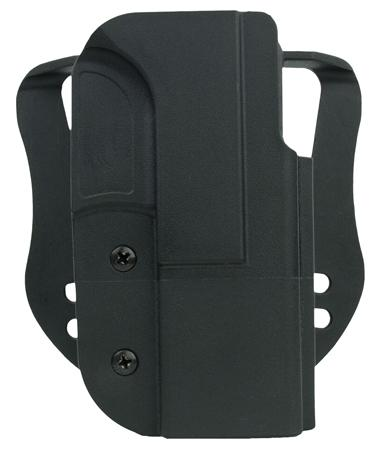 Blade- Tech Holx0052rg26 Revolution Outside The Waistband Glk 26/27/33 Injection Molded Thermoplastic Black