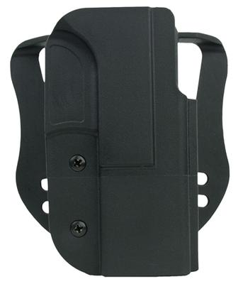 Blade-Tech HOLX0052RG26 Revolution Outside the Waistband  Glk 26/27/33 Injection Molded Thermoplastic Black