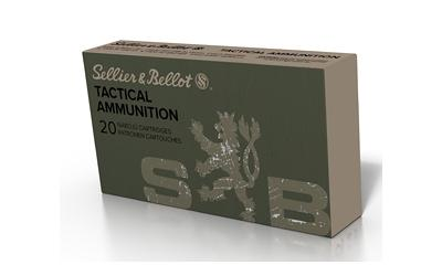 S&B 6.5CREED 140GR FMJ 20/500
