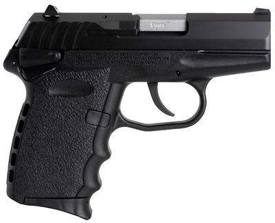SCCY CPX-1 9MM 10RD BLK 3.1