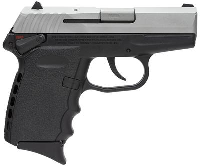 SCCY CPX-1 9MM 10RD 2TONE 3.1