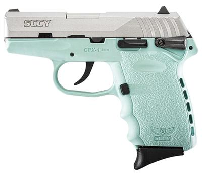 SCCY CPX-1 9MM 10RD 3.1