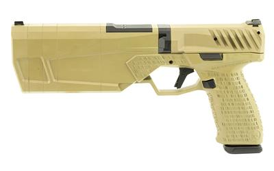 SCO MAXIM 9 SUPPRESSED PSTL 9MM FDE