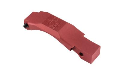 SEEKINS BILLET AR TRIGGER GUARD RED