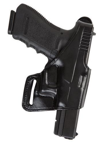 Bianchi 24842 Venom Belt Slide Holster S & W M & P 9mm- 40 Right Hand Black