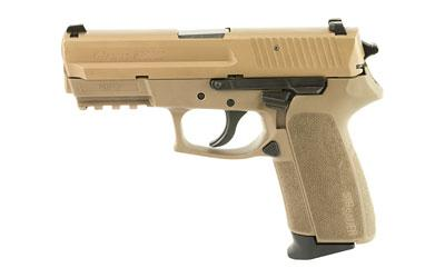 SIG 2022 40SW 12RD FDE NS 2 MAGS
