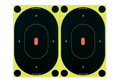 Birchwood Casey 34710 Shoot-N-C Targets 10 Per Pack