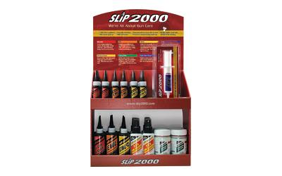 SLIP 2000 46 PIECE COUNTER DISPLAY