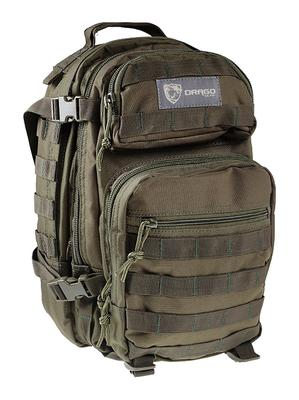 Drago Gear 14305GR Scout Backpack  Tactical 600D Polyester 16