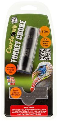 Carlsons 19892 Winchester 12 Gauge Turkey Invector 17-4 Heat Treated Stainless Steel Matte Blued