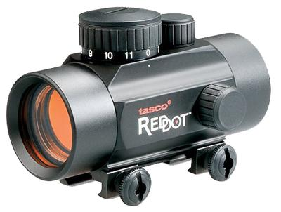 TASCO RED DOT 1X30 MBLK