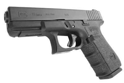 TALON GRP FOR GLOCK 19 GEN4 LRG RBR