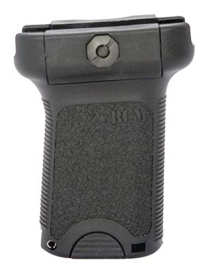 Bravo VGSBLK BCMGunfighter  AR-15 Short Vertical Grip Polymer/Rubber Black