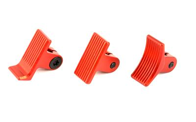 TIMNEY ADJUSTABLE TRIGGER SHOES RED