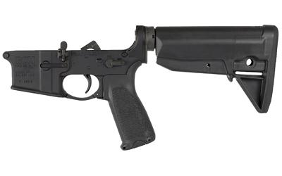 BCM GUNFIGHTER LOWER GROUP BLK BLEM