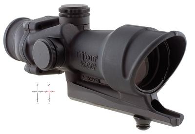TRIJICON ACOG 4X32 .308 RED ILLUM