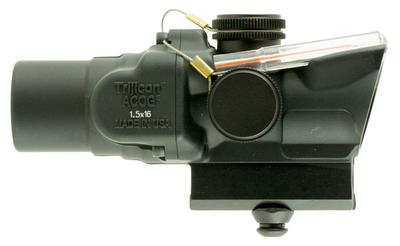 TRIJICON ACOG 1.5X16 RED RING 2MOA