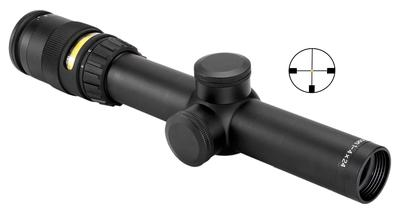 TRIJICON ACCUPOINT 1-4X24 GER #4 AMB