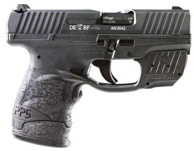 WAL PPS M2 9MM 3.2
