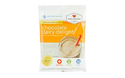 WISE CHOCOLATE DAIRY DELIGHT 6 PACK
