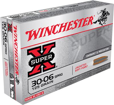 WIN SPRX 3006SP 125GR JSP 20/200
