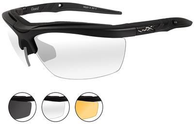 WILEY X GUARD 3 LENS PACK MATTE
