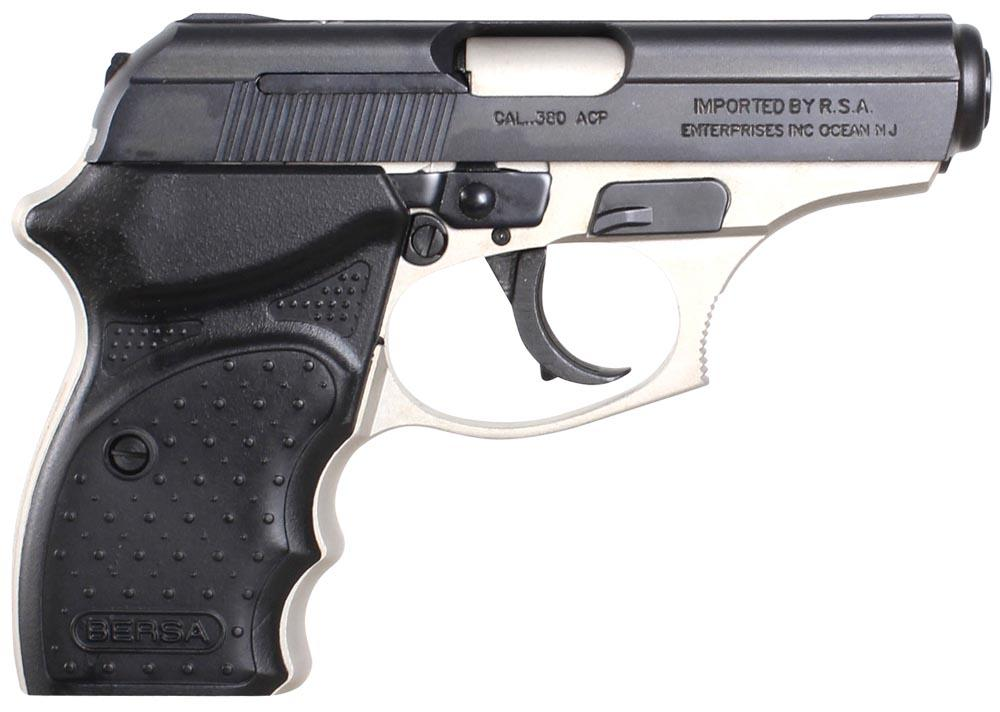 Bersa T380dtcc Thunder Concealed Carry 380acp 3.2