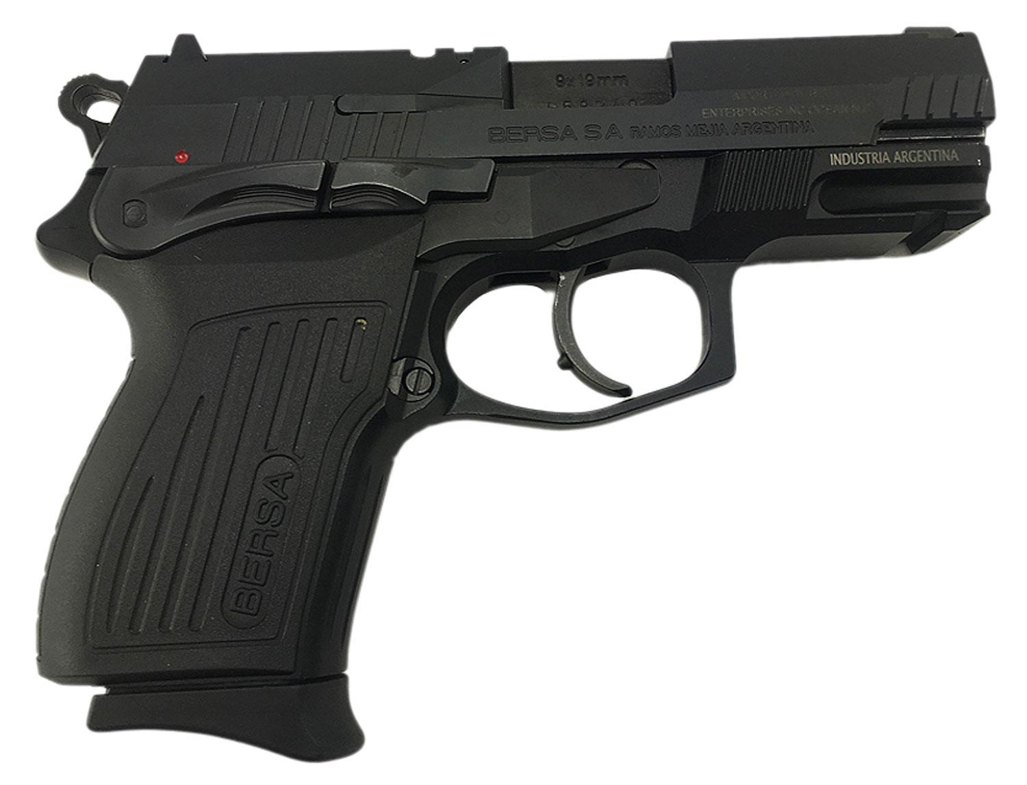 Bersa Tpr40cm Thunder Pro Compact Single/Double 40 Smith & Wesson (S & W) 3.25