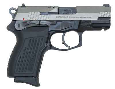 Bersa TPR9CDT Thunder Pro Compact Single/Double 9mm Luger 3.25