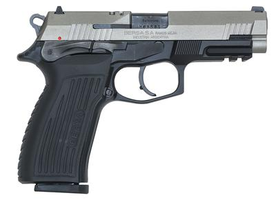 Bersa TPR9DT Thunder Pro Single/Double 9mm Luger 4.25