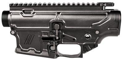 ZEV 308 BILLET RECEIVER SET BLK