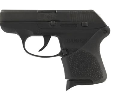 HOGUE HANDALL HYBRID BLK RUGER LCP