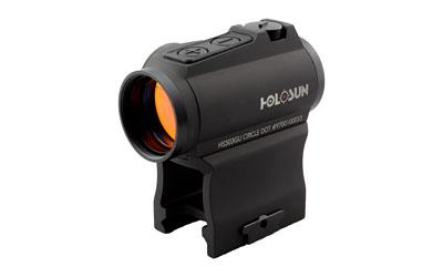 HOLOSUN DUAL RETICLES SIDE BATTERY
