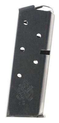 Springfield Armory PG6806 911 380 Automatic Colt Pistol (ACP) 6 rd 911 Stainless Finish