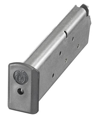 MAG RUGER P90/97 45ACP 8RD STS