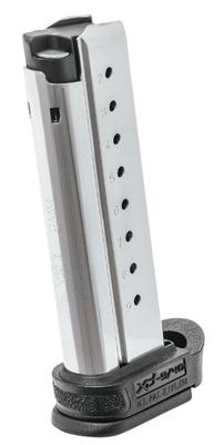 Springfield Armory XDE09091 XD-E 9mm Luger 9 rd w/Extended Sleeve XD-E Stainless Finish