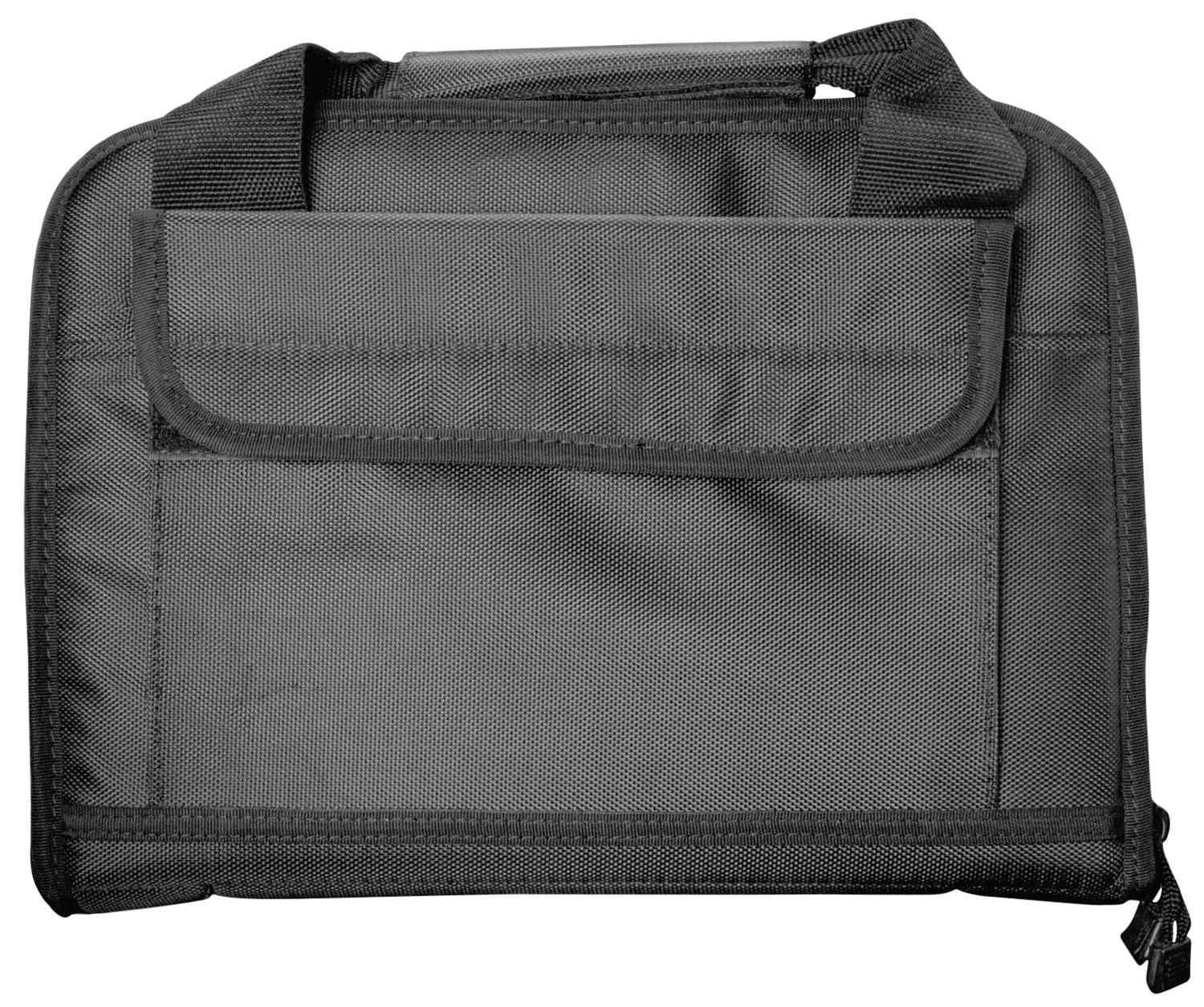 Aim Sports Tgadpp Discreet Pistol Bag 1680d Polyester 13.6