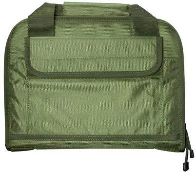 Aim Sports TGADPBG Discreet Pistol Bag 1680D Polyester 13.6