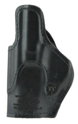 Safariland 2728561 Model 27 Inside Pants Holster  Sphinx SDP Subcompact SafariLaminate Black
