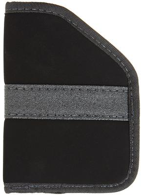 Blackhawk 40PP04BK Inside The Pocket Holster Suede Black