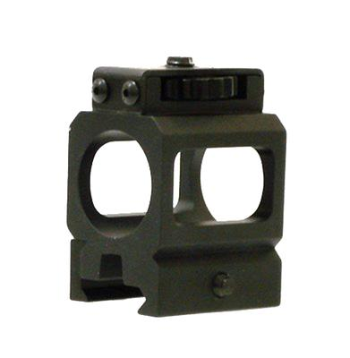 STRMLGHT SUPERTAC/TL2 LIGHT MNT BLK