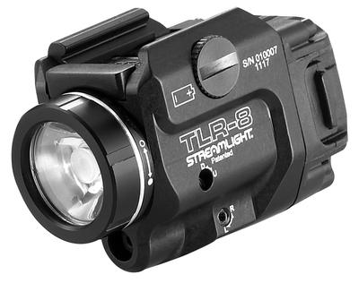 STRMLGHT TLR-8 LIGHT/LASER 500 LUMEN
