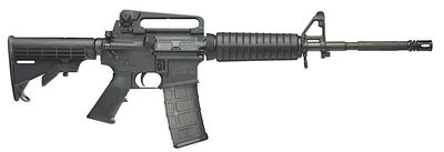 S&W M&P-15 556NATO RIFLE 16