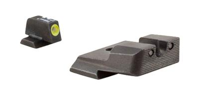 TRIJICON HD NS S&W M&P YLW FRONT