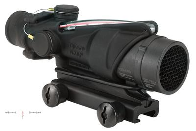 TRIJICON ACOG RCO 4X32 RED CHV M4