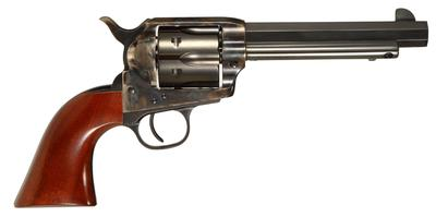 Taylors and Company 556102 1873 Cattleman Drifter Single 45 Colt (LC) 5.5