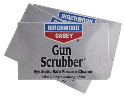 Birchwood Casey 33312 Gun Scrubber Wipe Cleaner